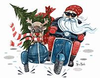 Santa 🤘
