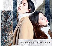 Look book Citizen Vintage