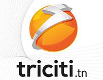 Triciti.tn | Logotype