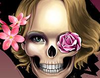 Skull_face art