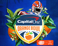 2019 Florida Gators Orange Bowl
