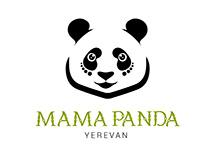 Logo Design and Branding for Mama Panda Armenian brand