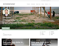 Ecosense Blog Site