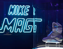 Niketown Nike Mag Launch