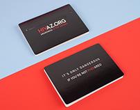 HIVAZ PEP/PrEP Z-Card