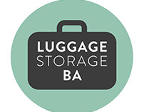 LUGGAGE STORAGE BA IDENTIDAD, REDES Y LOCAL