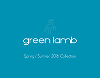 Jodie Kidd for Green Lamb / SS16 Behind the ScenesVideo