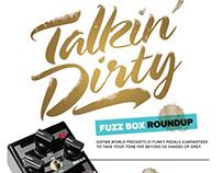 Guitar World Magazine Fuzz Box Roundup
