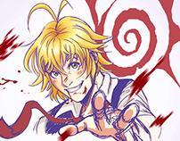 Meliodas - The Seven Deadly Sins