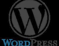 Desarrollo de sitios web en Wodpress 2014 - 2015