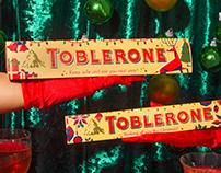 A Toblerone Christmas