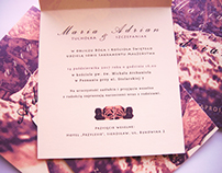 Gift for the Friend-wedding invitations-printing/press