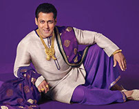Salman Khan for P N Gadgil Jewellery