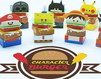 Character Burger