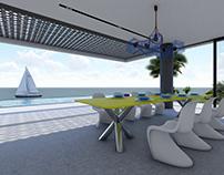 Contemporary Villa Interior Design