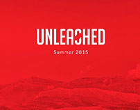 UNLEASHED LOOKBOOK Summer 2015