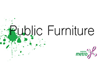 Public Furniture - For Cubbon Park Metro station - WIP