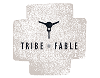 Branding Design for Tribe and Fable