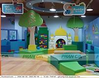 Khu vui chơi Playtime Biên Hòa