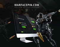 WARFACEPIN - WEB DESIGN SHOP
