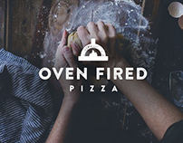 Oven Fired Pizza - Branding