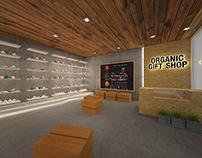 Organic Hub 3D Max