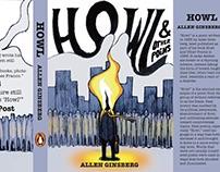 """Howl"" Cover Design"