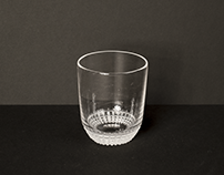 Hand Blown Cocktail Glasses