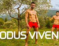"2017 MODUS VIVENDI ""Broaded Line"" official campaign"