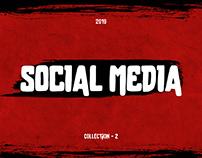Social Media Collection - 2