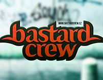 Bastard Crew | Band logotype