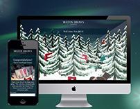 Molton Brown - Albin's Adventure Christmas Campaign