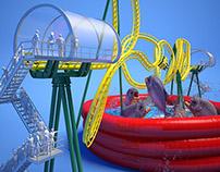 Fear Roller Coaster