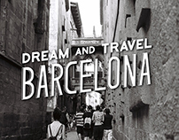 BARCELONA Dream and Travel
