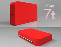 Bow Art 7t Cassette + mp3 player.