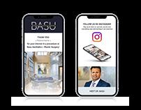 patientNOW Branded Enhanced Pathways for Dr. Bob Basu
