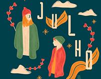 Ilustração Julho