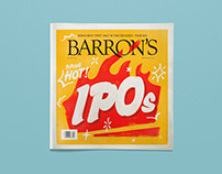 Barron's - Piping Hot IPOs