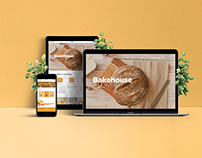 """The layout is dedicated to a bakery called """"Bakehouse""""."""