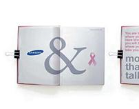 Pink Ribbon Samsung