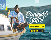 Summer Sale Springfield