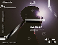 Music | Modern and Creative Templates Suite