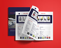 Gaming Chair Catalog Design
