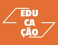 Rebrand Secretaria da Educação SP