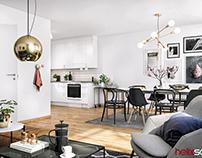 A Apartment
