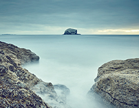 The North Berwick Coastline