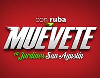 RUBA Camapaña Muévete