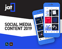 Social Media Content | Supermarket 2019