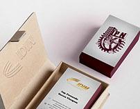 IPN CIDIM Business cards