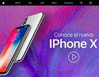 Apple Colombia - Ecommerce